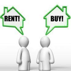 Own-vs-rent